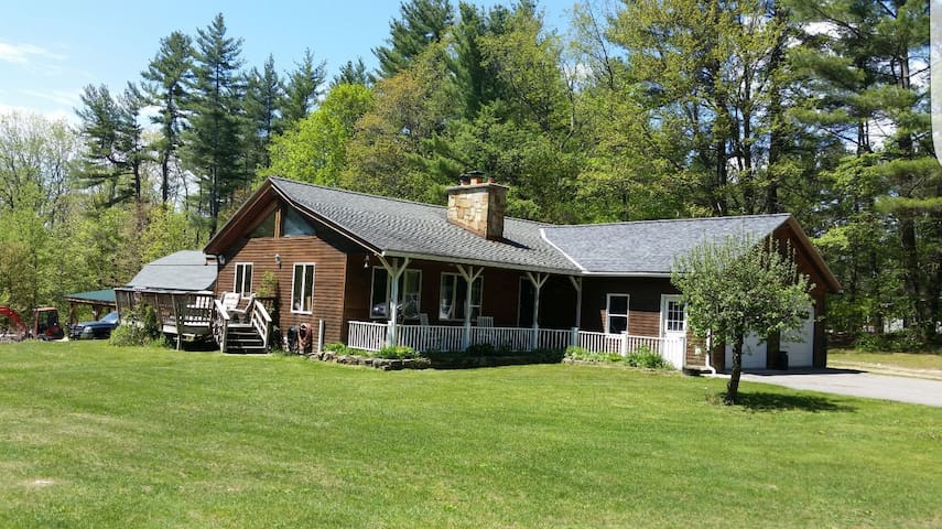 VERMONT....Perfect for traveling professionals.