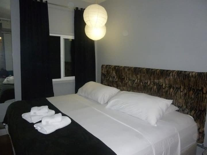Charming in Jardins-1 block to Paulista Ave-Air Co