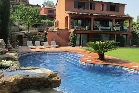Entire home with private pool - Sant Julia de Ramis