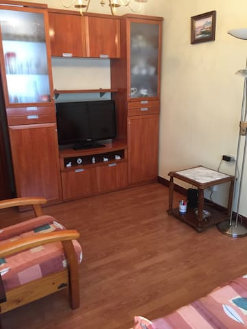 Large and peaceful apartment in Irun centre - Ирун - Квартира