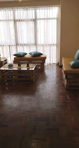 Apartment with the best location