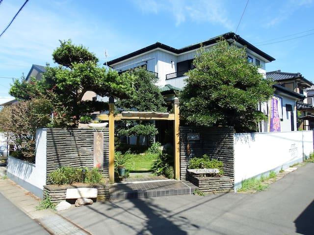 ami house - Chōshi-shi - House