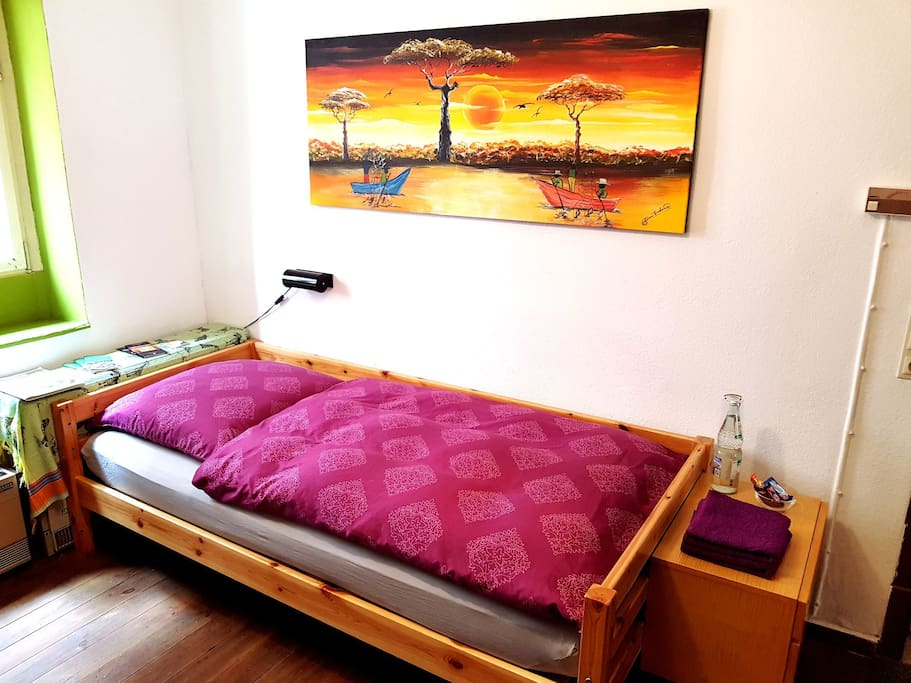Zimmer im herzen t bingens appartements louer for Zimmer 75 00 37