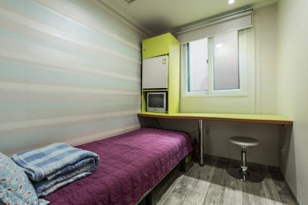 Hostel Korea Original - Single rooms - Jongno-gu - Bed & Breakfast