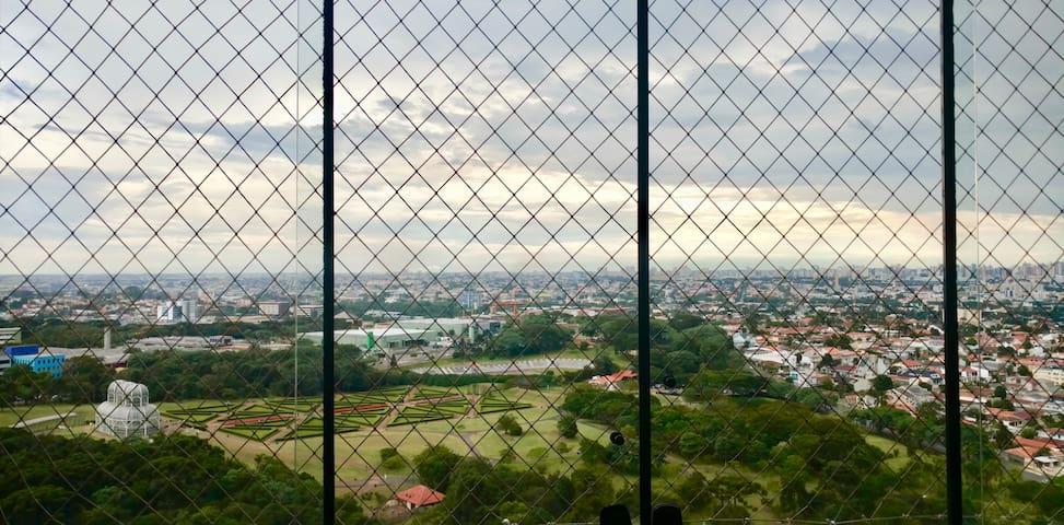 Apartamento em frente ao Jardim Botânico! - Curitiba - Apartamento