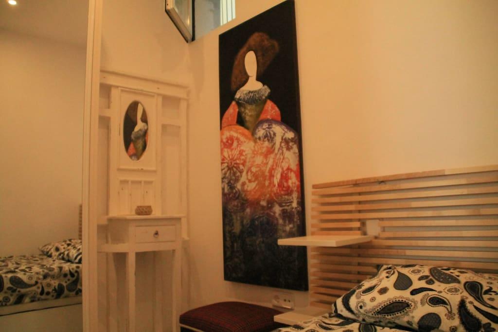 Confortable habitaci n en lavapi s departamentos en for Alquiler habitacion espana