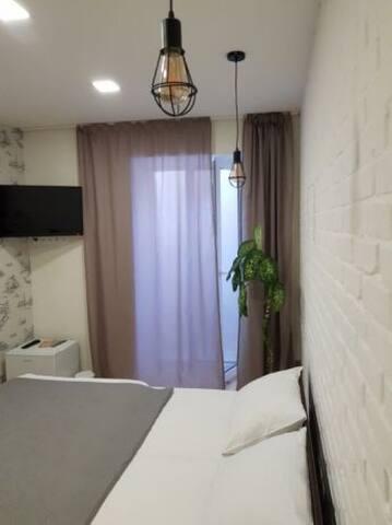 Отдельная комната для троих гостей