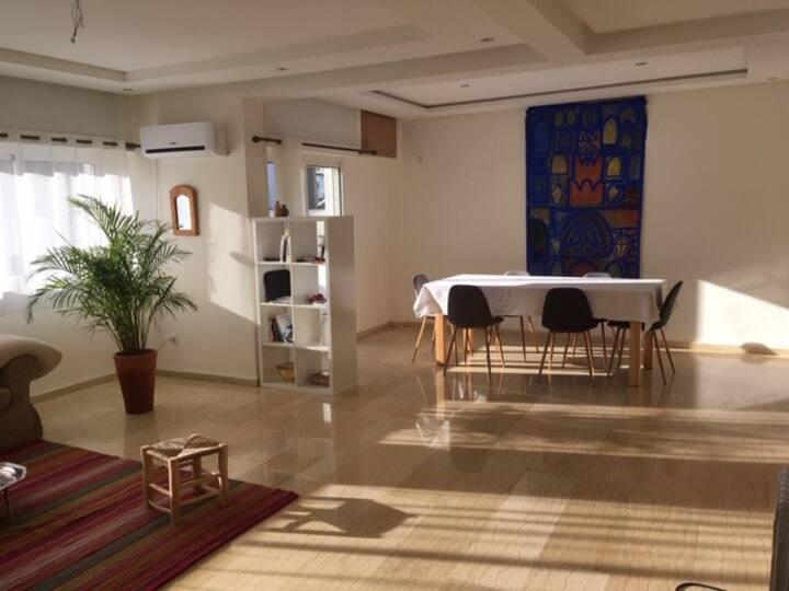 Appartement très agréable au coeur de Rabat