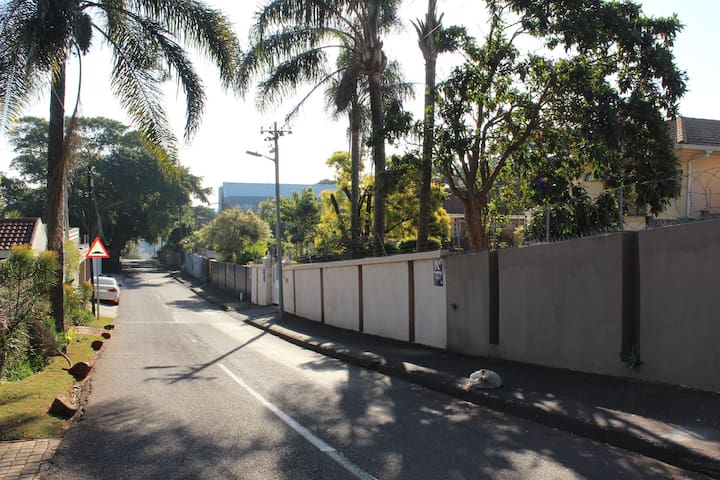 A home away from home in the heart of Durban