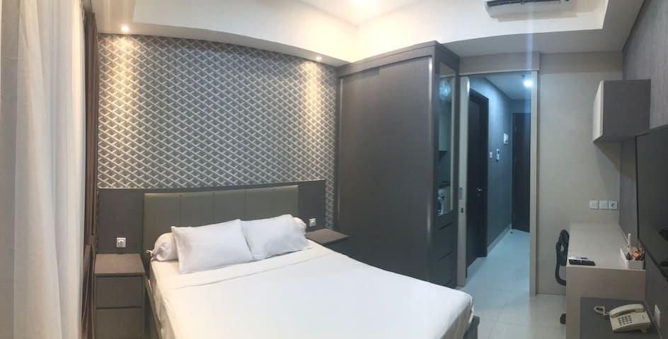 Simplistic Studio Apartment @ Puri Mansion