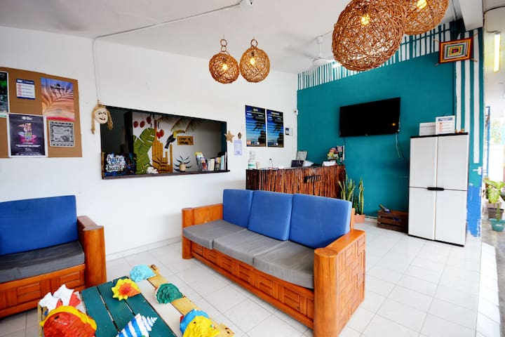 Hostel 6/15 - Double  Private Room