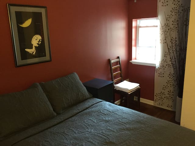 Quiet, cozy room in the heart of S.Philly - Philadelphia - Hus