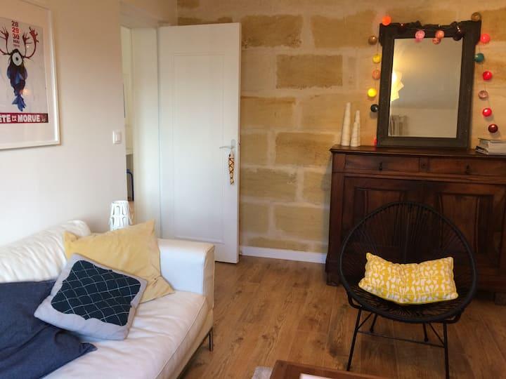 Maison 2 chambres à Bègles - 20 min de Bordeaux