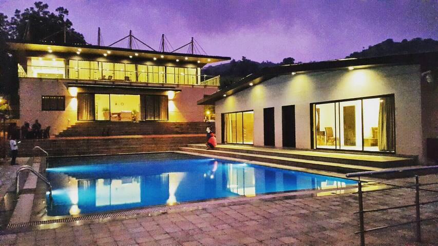 Pawana lake bungalow - Pune - House