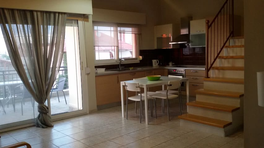 Anastasia  Appartment - Keramoti - Appartement