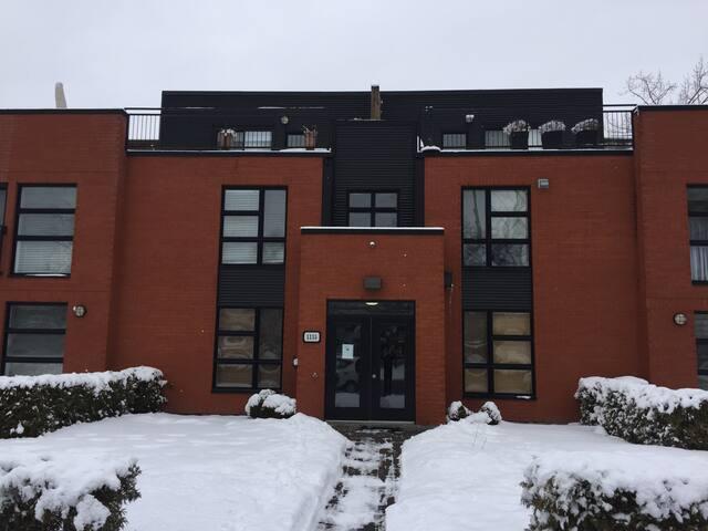 Great Location! Town of Mount Royal - Montréal - Apartament
