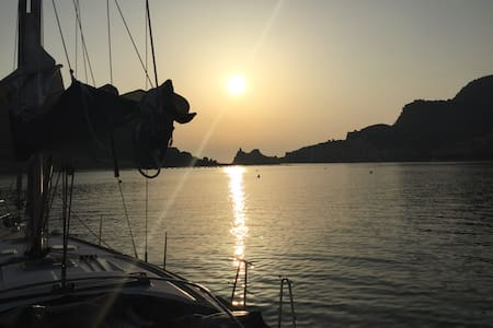 15 Mt sailing Boat in CINQUE TERRE - Le Grazie - Boot