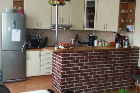 Apartament, 3 pokoje z kuchnia 64m2 - Darłowo