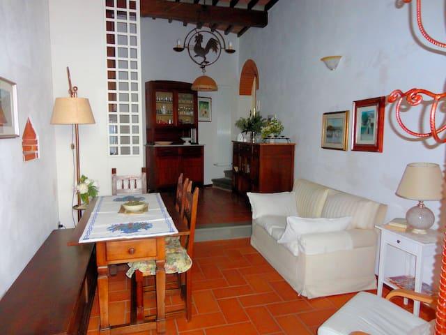 Montecarlo, appartamento in centro storico - Montecarlo - Byt