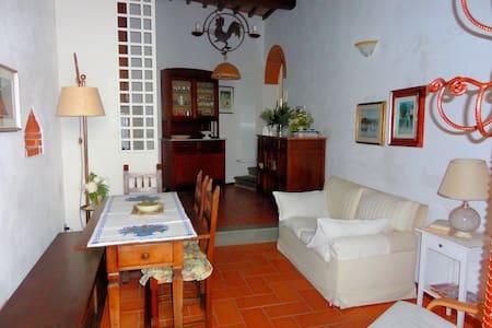 Montecarlo, appartamento in centro storico