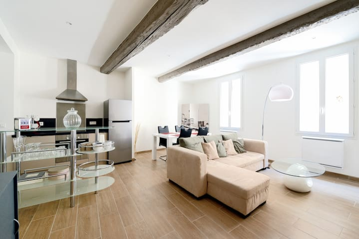 Joli appartement au coeur du Luberon
