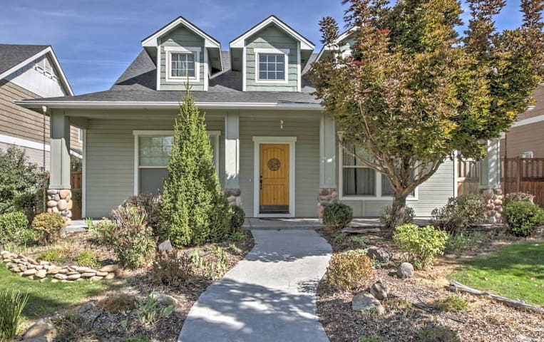 NEW-3BR Boise Home in Hidden Springs w/Pool Access - Boise - Maison
