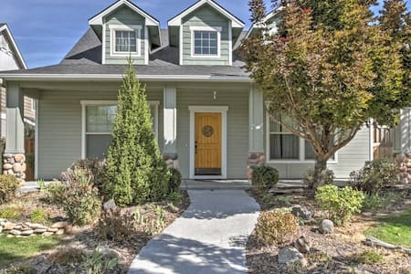 NEW-3BR Boise Home in Hidden Springs w/Pool Access - Boise - Huis