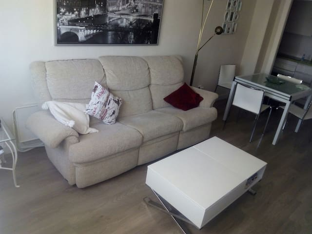 apartamento recién renovado /flat just renovated - Murcia - Daire