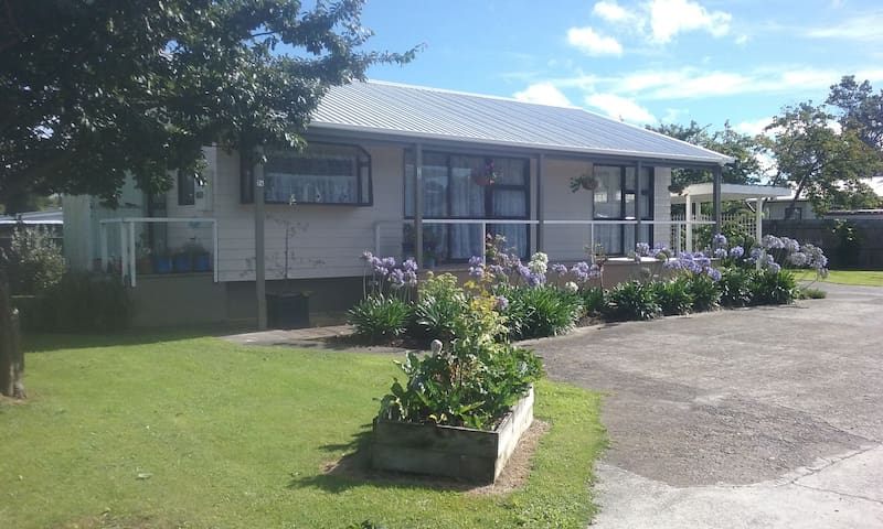 Chruch view cottage in the heart of Rotorua