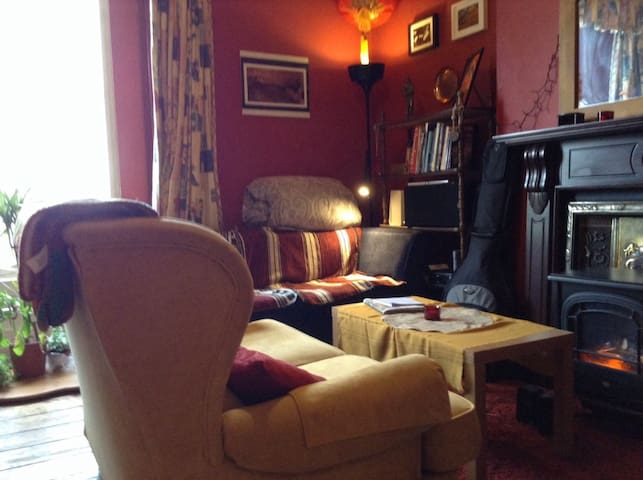 Comfortable Double Room close to city and gigs - Cork - Lejlighed
