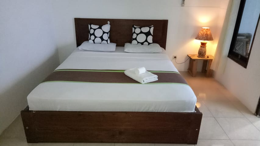 room duble bed dian home stay