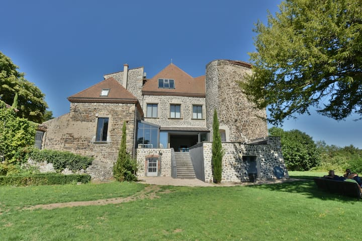 Premium Château with jacuzzi