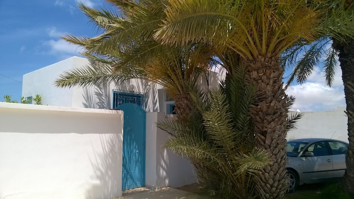 Magnifique maison de vacances : îles Kerkennah