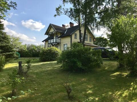 Tøcksfors - deilig hus i landstil