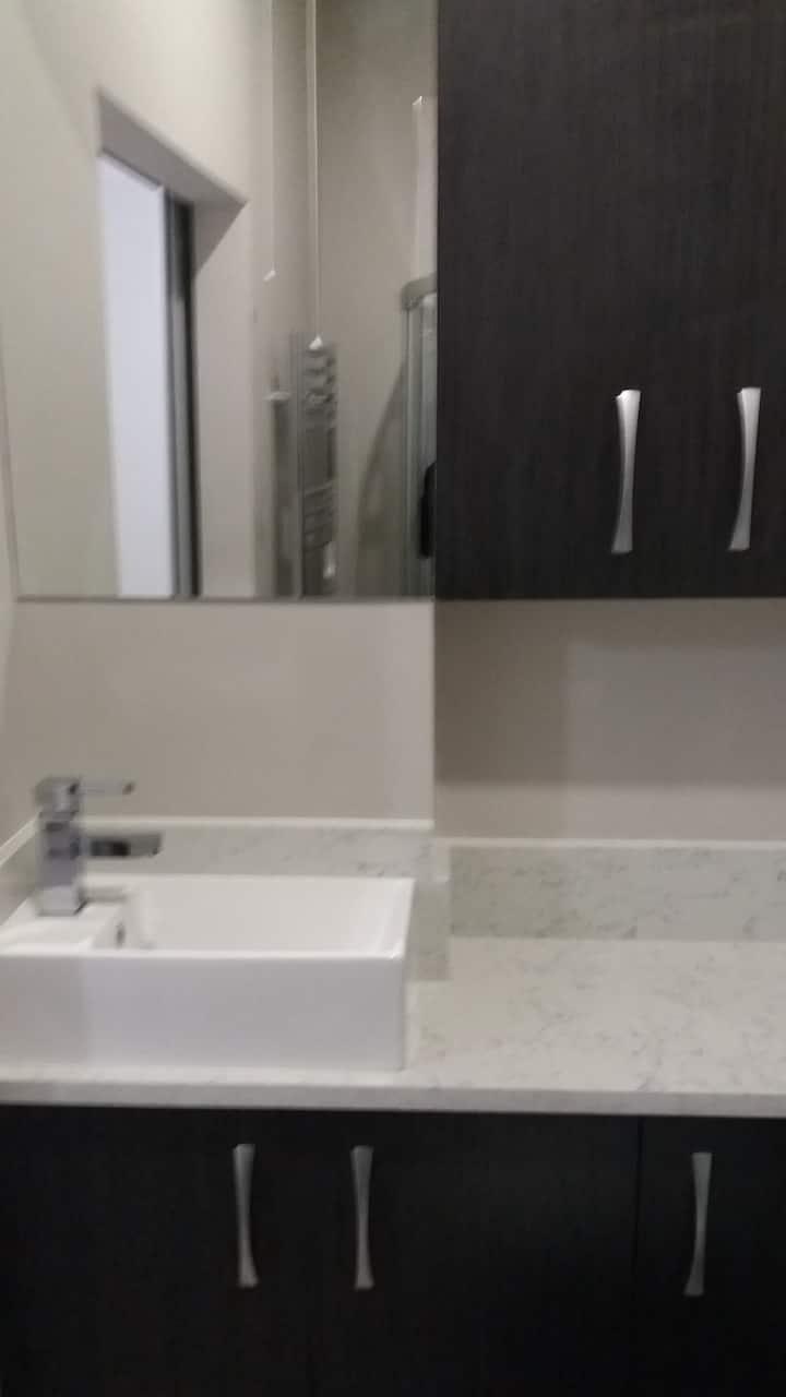 modern spacious appartment