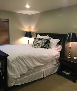 Comfortable, Private Space in Beautiful Eagle - Eagle