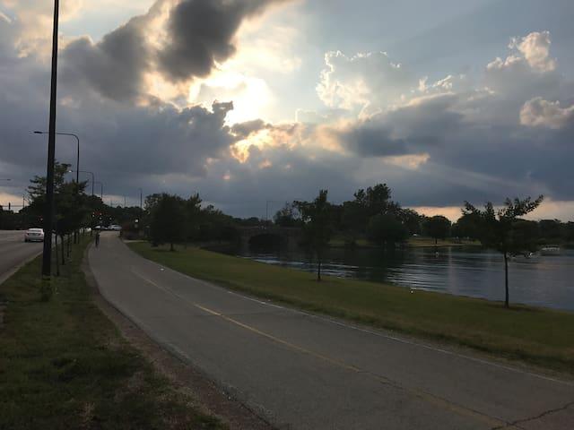 Bike/Running trail