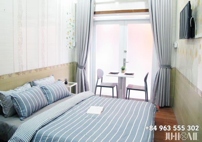 JU•HOME-Nice Studio Room Near Tourist Attractions