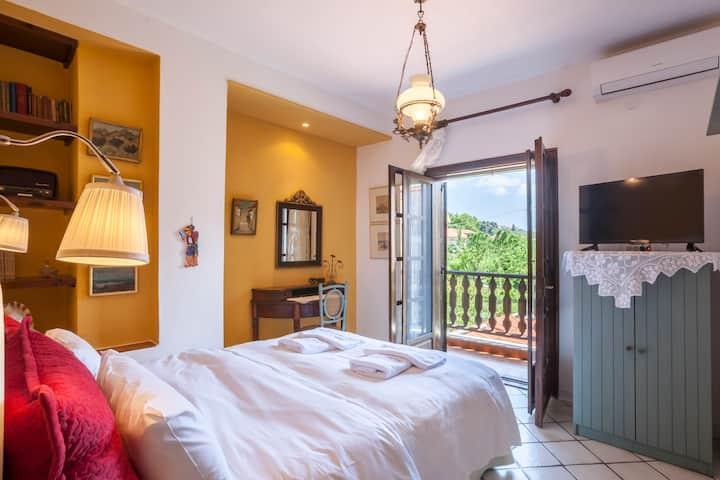 Alterra Vita: Cozy suite with balcony-BREAKFAST