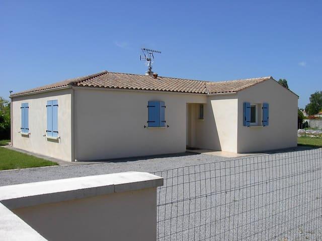 Appartement T2 moderne , proche La Rochelle - Perigny - Apartamento