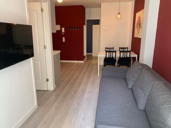 Central Studio's Two Bedroom Apartment
