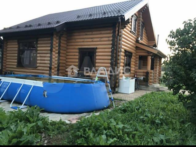 Дом для праздника и отдыха