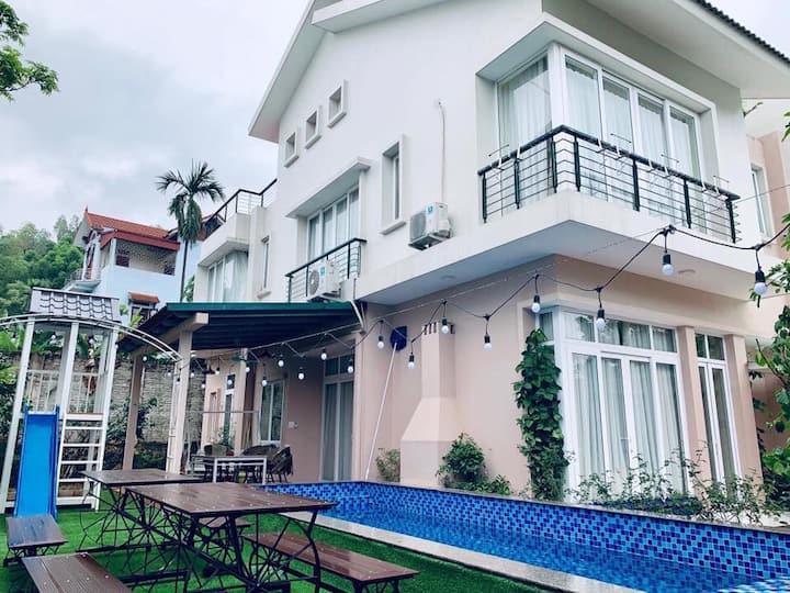 Xanh villa-Dream villa for you w beautiful n relax