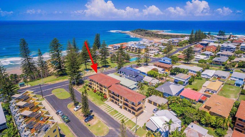 Flinders Lodge - fantastic views