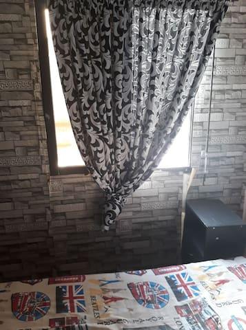 chambre à couché dans une super appartement