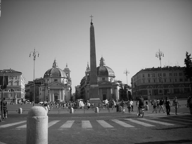 Home in Rome and nice holiday - Roma - Apartment