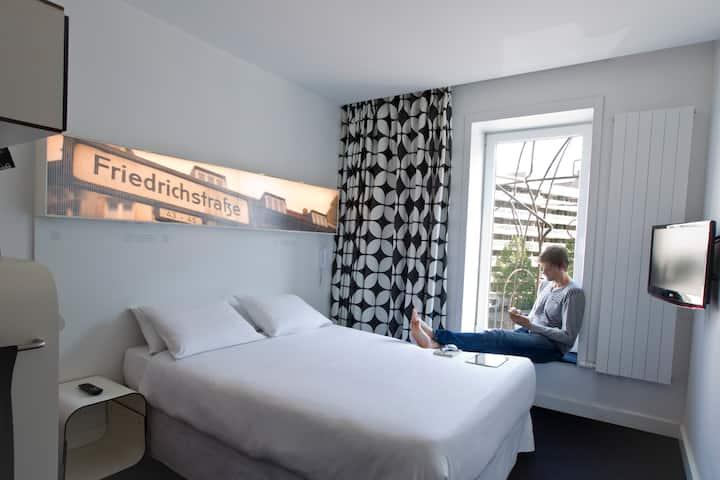 Habitación de diseño en Hotel Gat Point Charlie