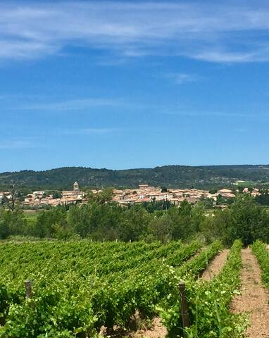 Apartment at a family winery - South of France