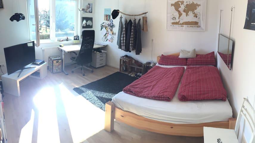 Große moderne 2 Zimmer Wohnung 75qm - Heidelberg - Apartment