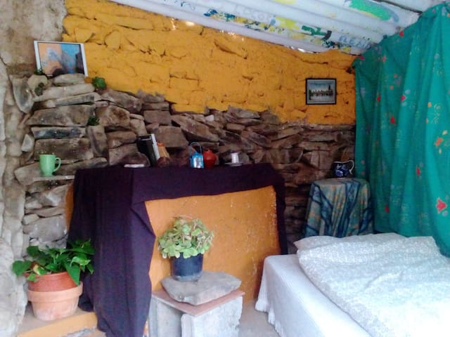 Cosy Hut Room in Green Hills, N/W Gran Canaria - Hoya Pineda - Dorm